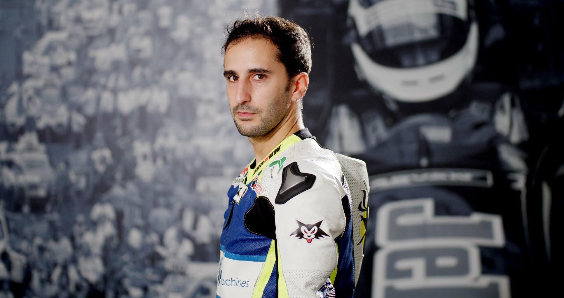 Entrevista fim de época – Nacional de Superbikes – André Pires