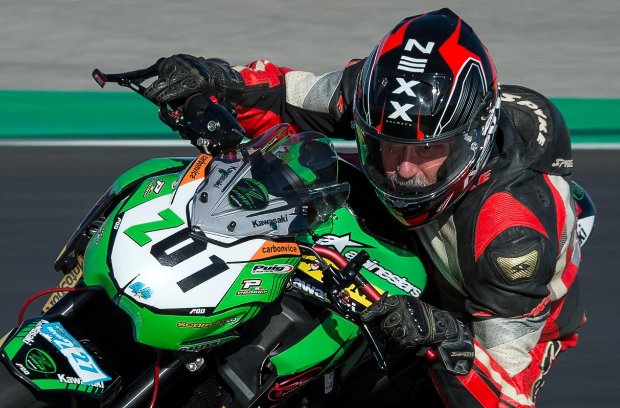 Ensaio de Pista – Kawasaki Z900 Z Cup