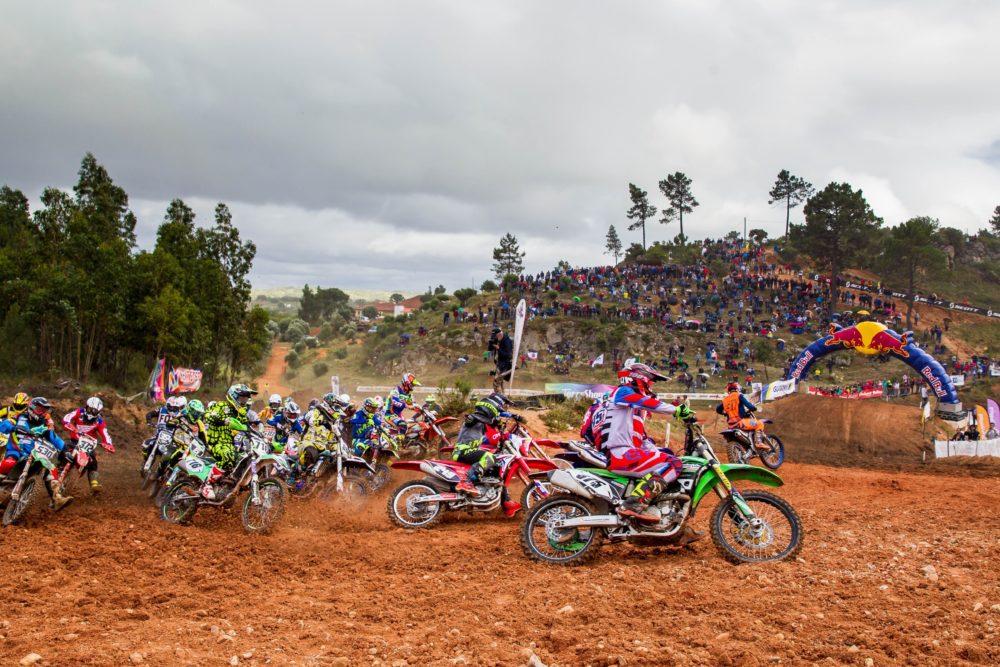 Europeu MX: 68 pilotos em Fernão Joanes