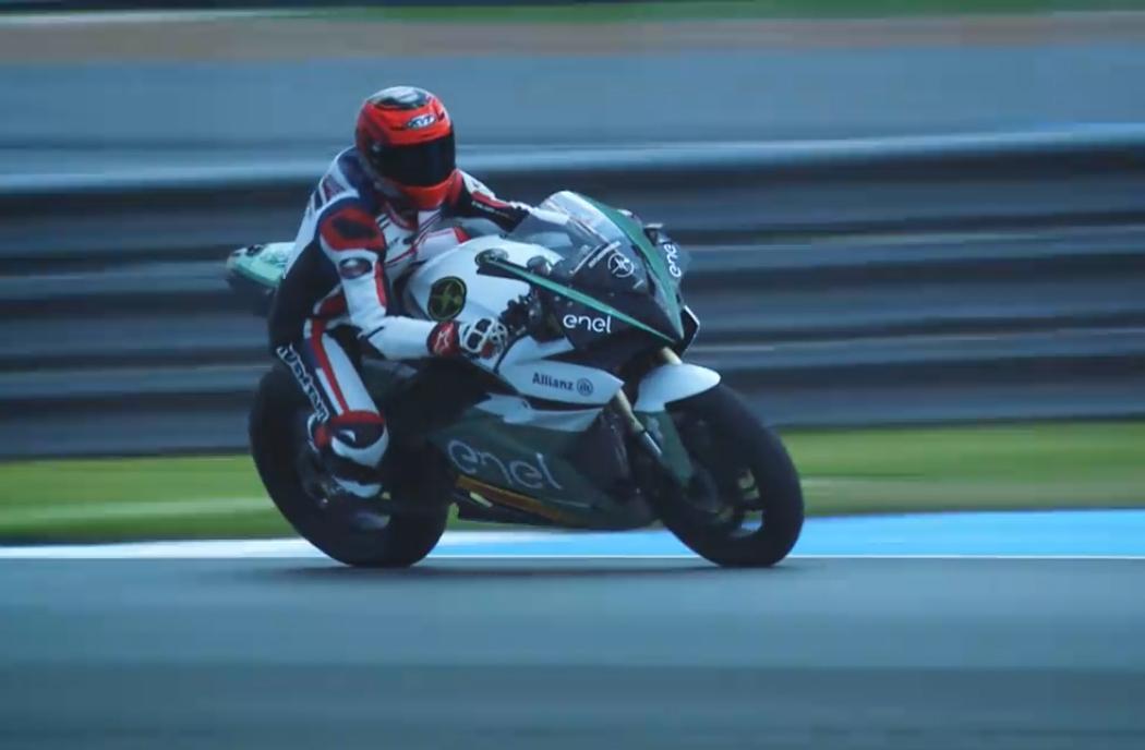 MotoGP – Copa elétrica ENEL MotoE chega já em 2019