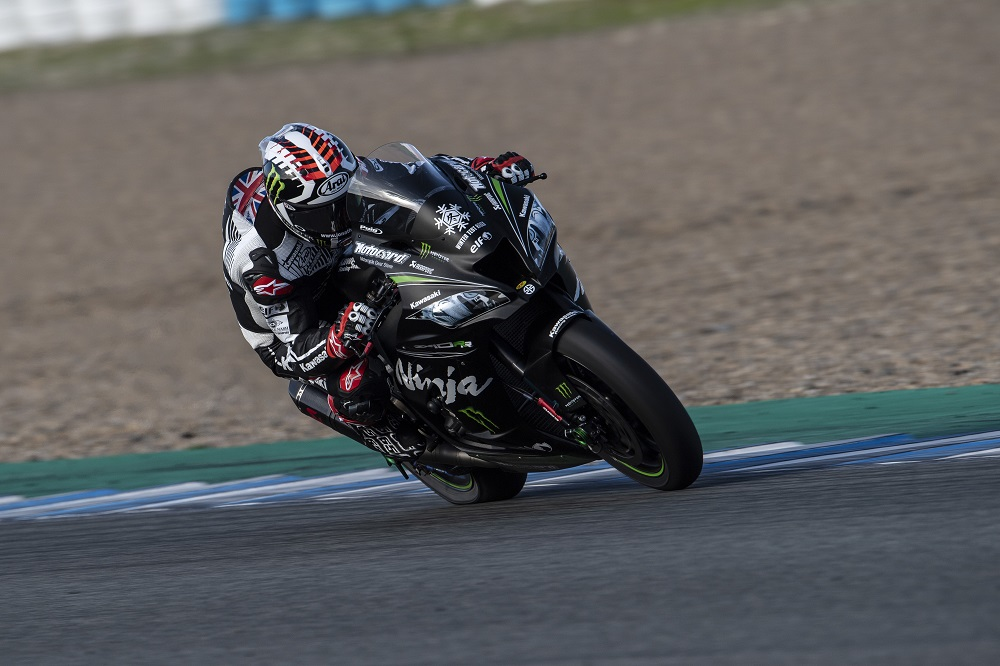 SBK: Kawasaki revela-se na Austrália