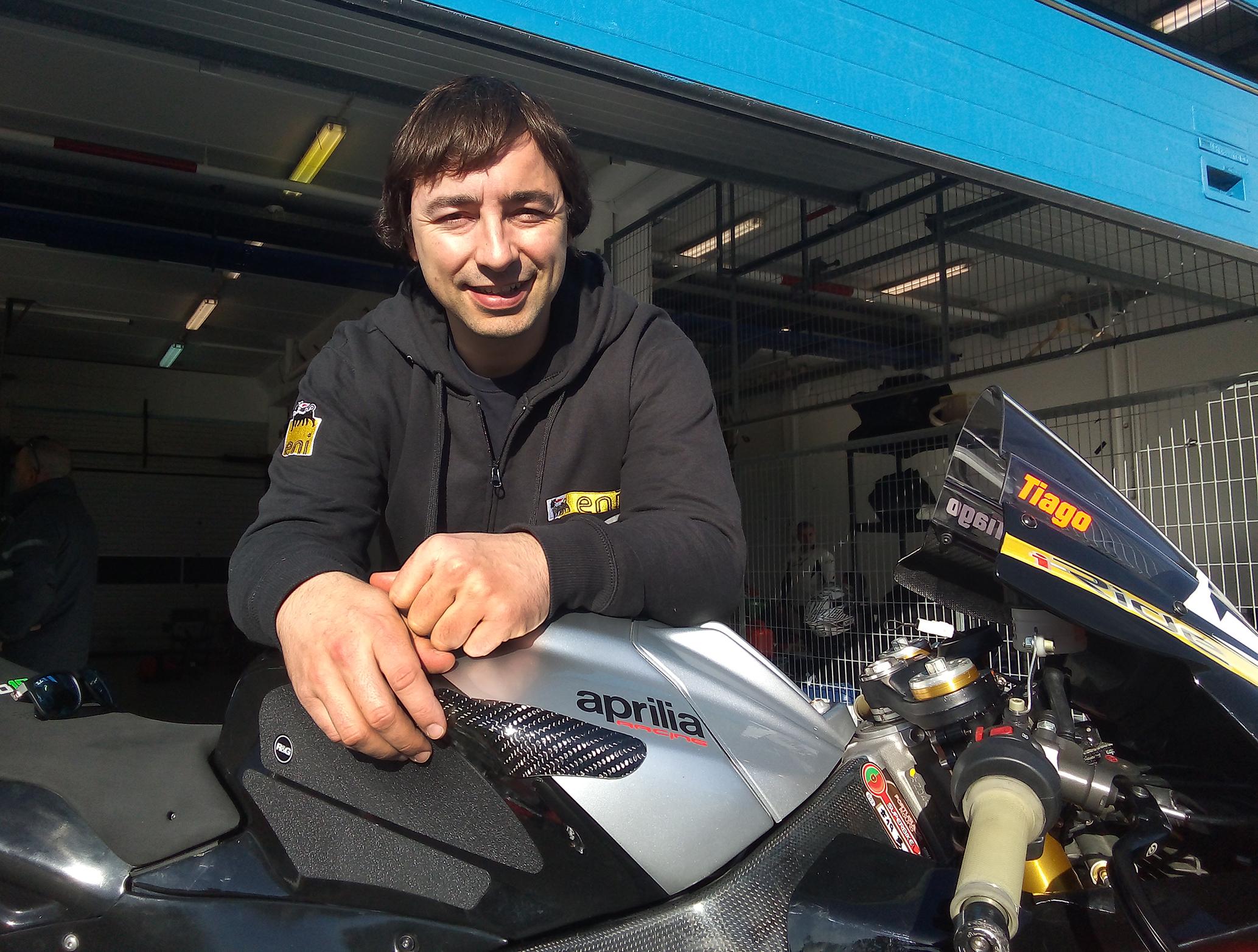 Entrevista fim de época- Nacional de Superbike – Tiago Magalhães