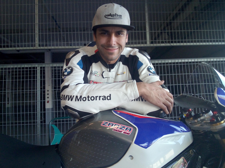 Entrevista fim de época – Nacional Superbike – Rui Marto – BMW Motomil Zanza