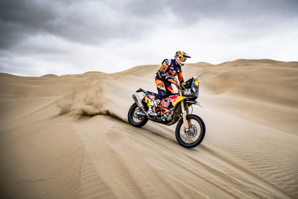 Dakar, Etapa 10: Toby Price vence e prolonga legado vitorioso da KTM