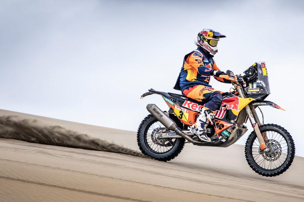 Dakar, Etapa 9: Michael Metge vence com a Sherco, Price já acaricia a vitória