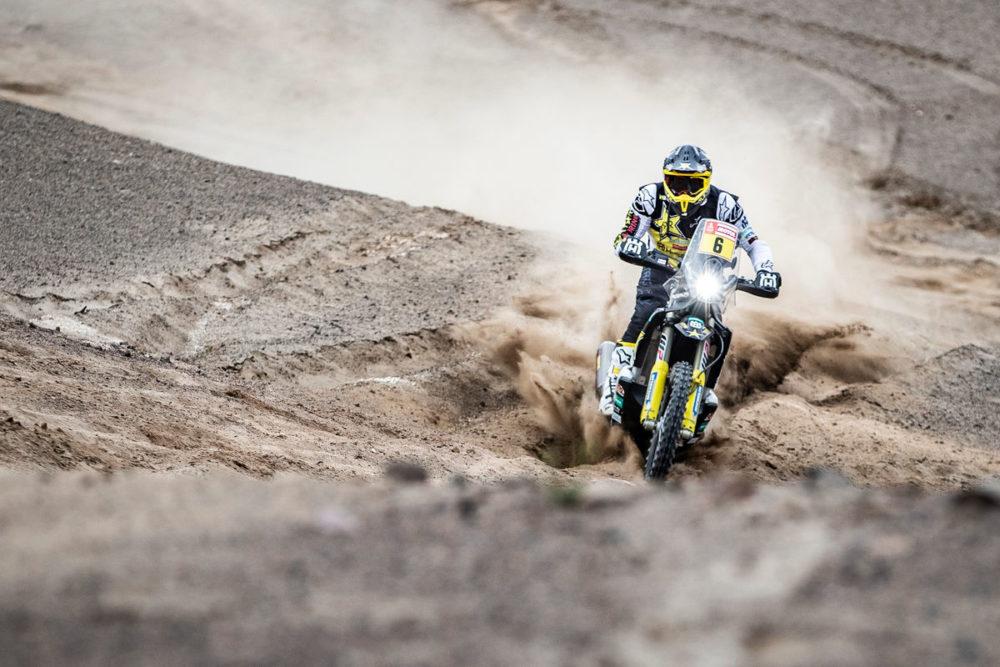 Dakar, Etapa 10: Quintanilla cai e entrega vitória a Price
