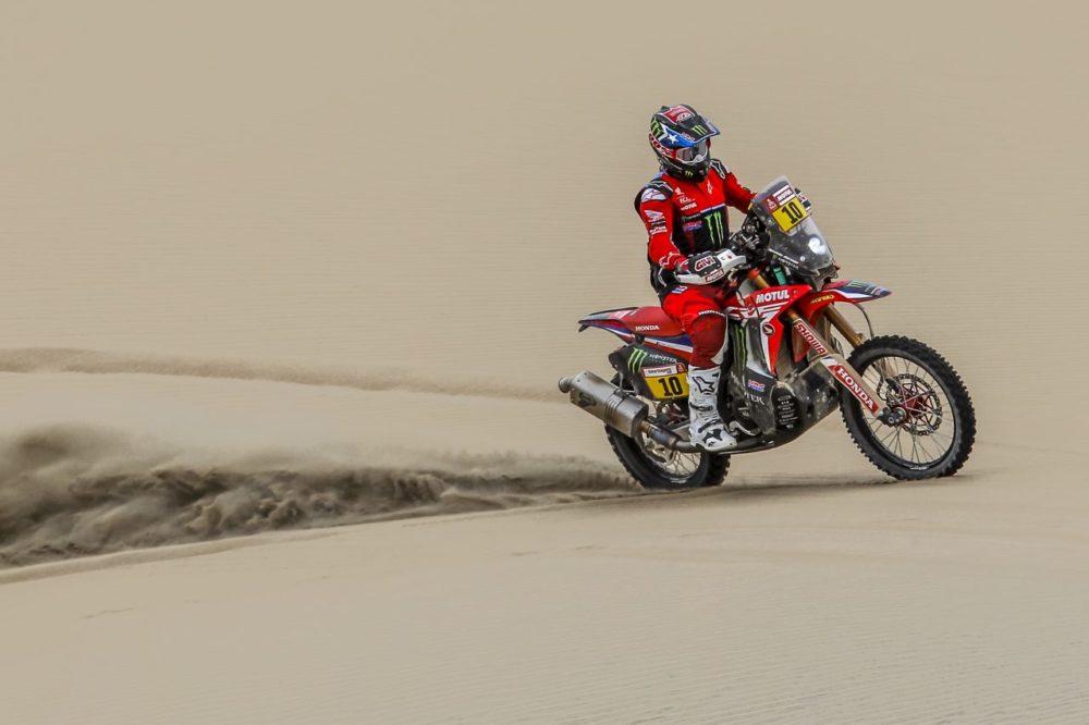 Dakar, Etapa 10: Cornejo líder na meta, três portugueses nos 10 melhores
