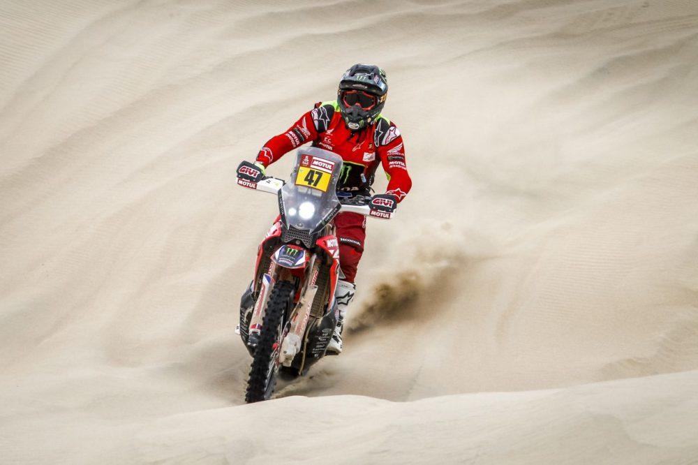 Dakar, Etapa 10: Benavides na frente, Bühler e Rodrigues no top 10