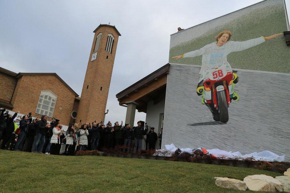 MotoGP: 'Casa Marco Simoncelli' inaugurada