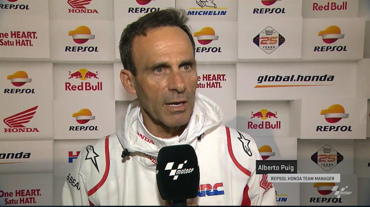 MotoGP: Puig responde à Ducati