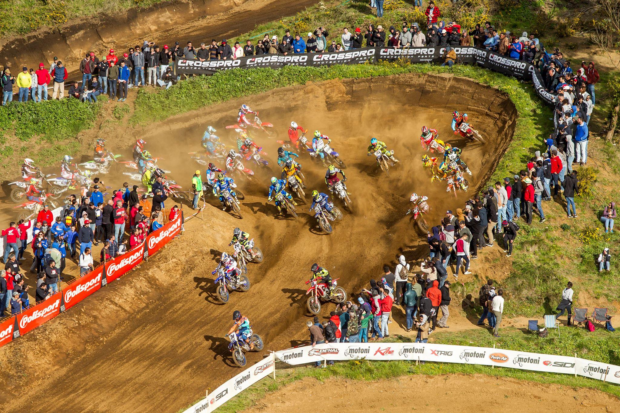 Nacional de Motocross: Nova Plataforma Online de Inscrições