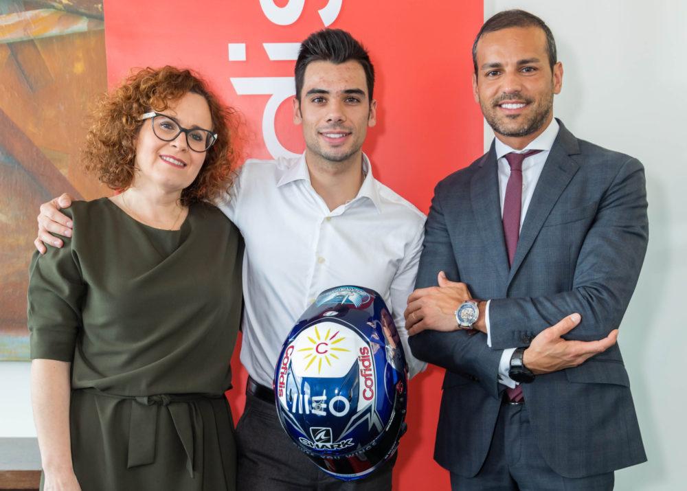MotoGP: Miguel Oliveira e Cofidis novamente juntos