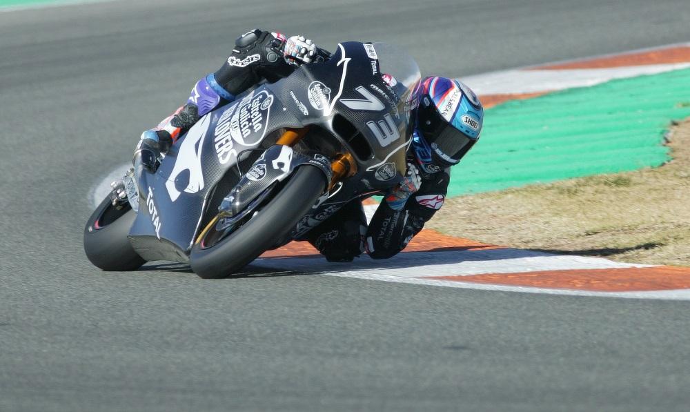 Moto2: Álex Márquez diz presente em Jerez