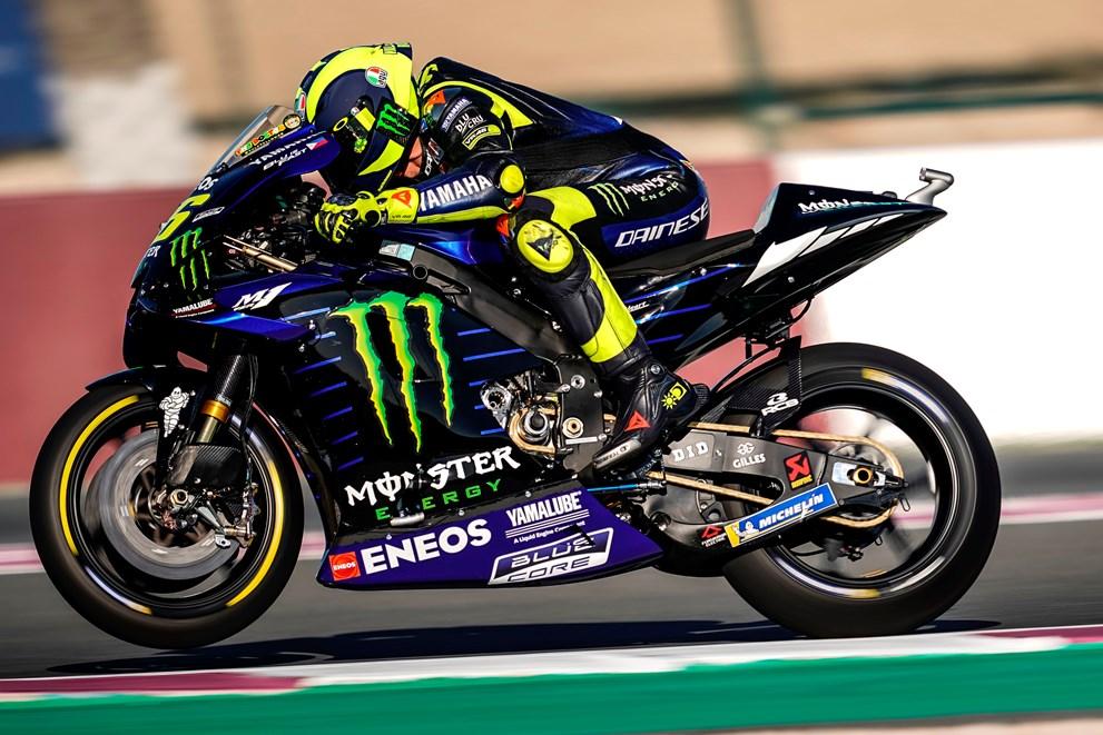 MotoGP: Carmelo Ezpeleta pressiona Valentino Rossi