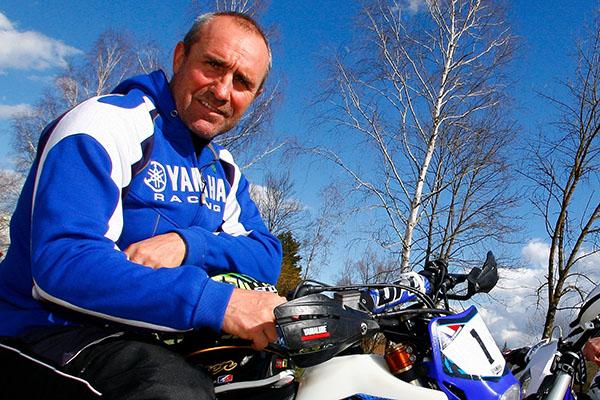 EnduroGP: Stéphane Peterhansel é embaixador