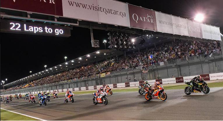 MotoGP, Qatar: Coronavírus pode causar problemas