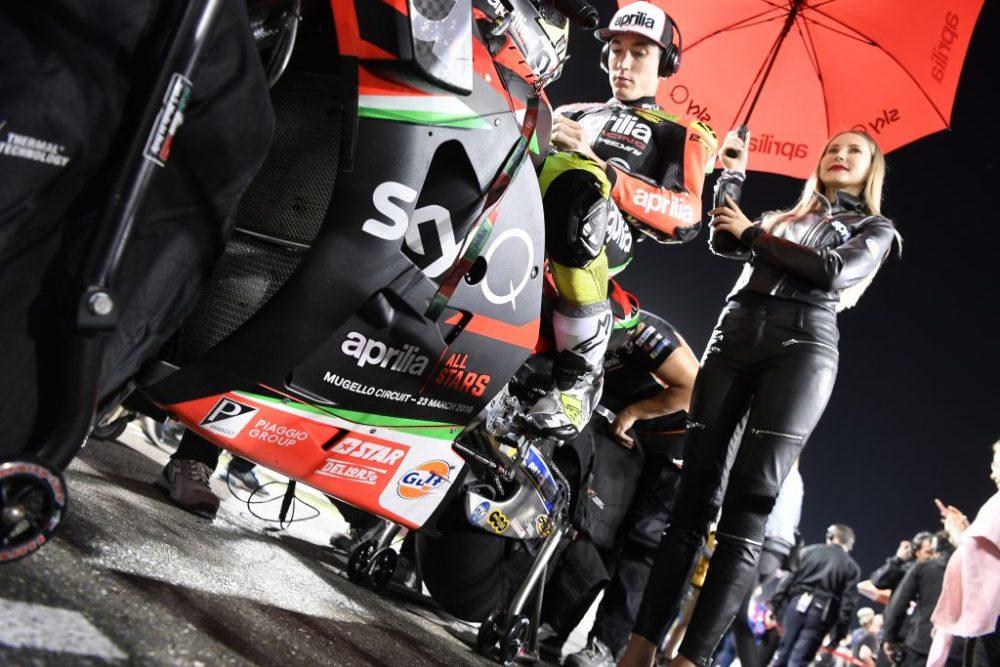 MotoGP: Aleix Espargaró desafia limites no ciclismo