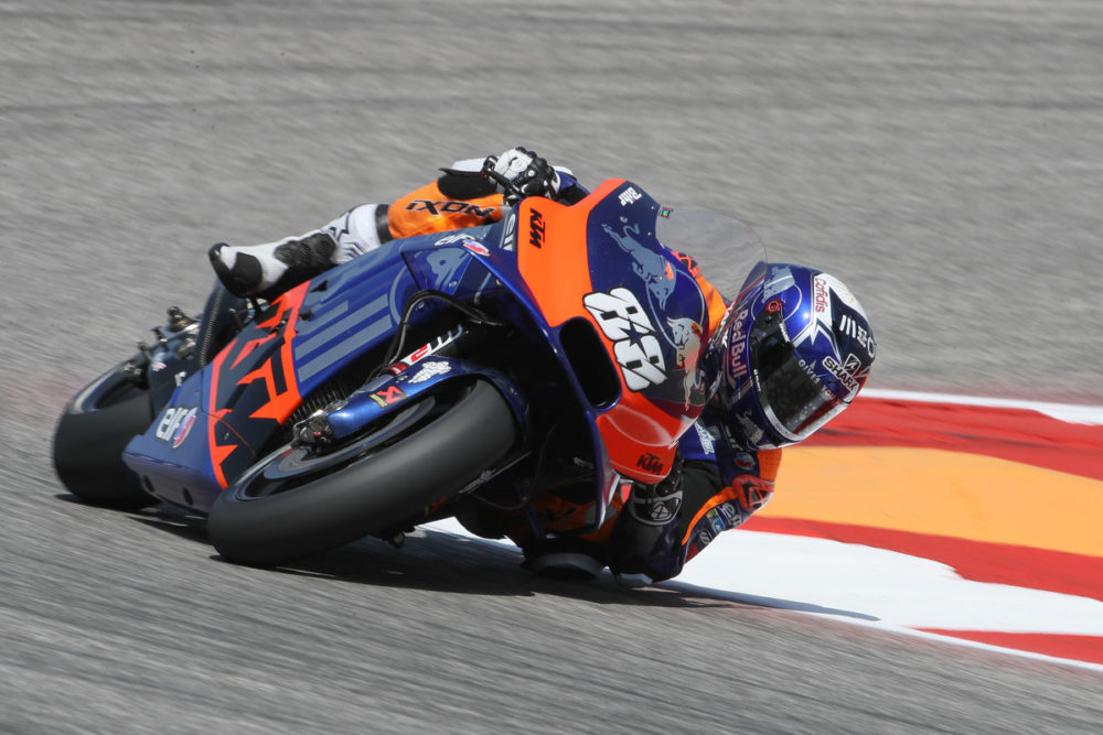 """MotoGP – Miguel Oliveira: """"A KTM é para pilotar ao estilo de Marc Márquez"""""""