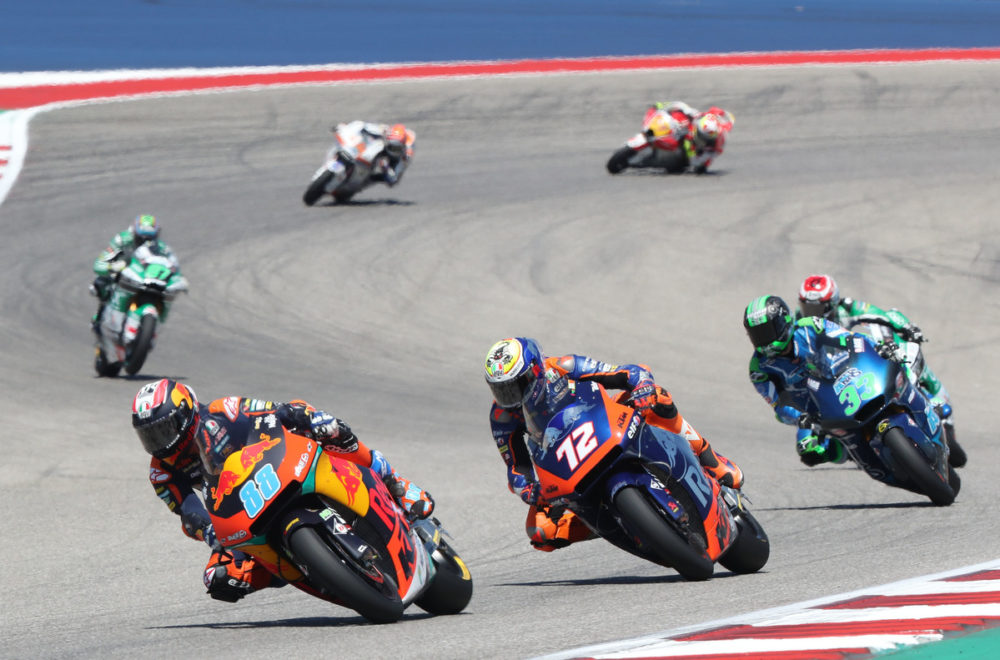 Moto2: O que se passa com a KTM?