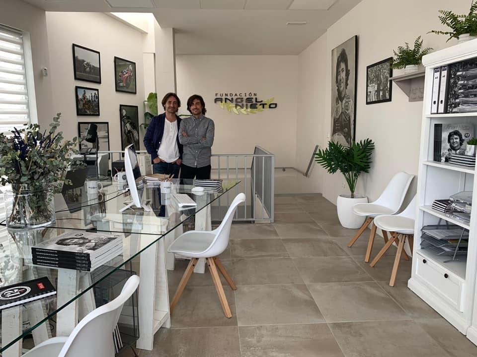 Nasce a Fundação Ángel Nieto