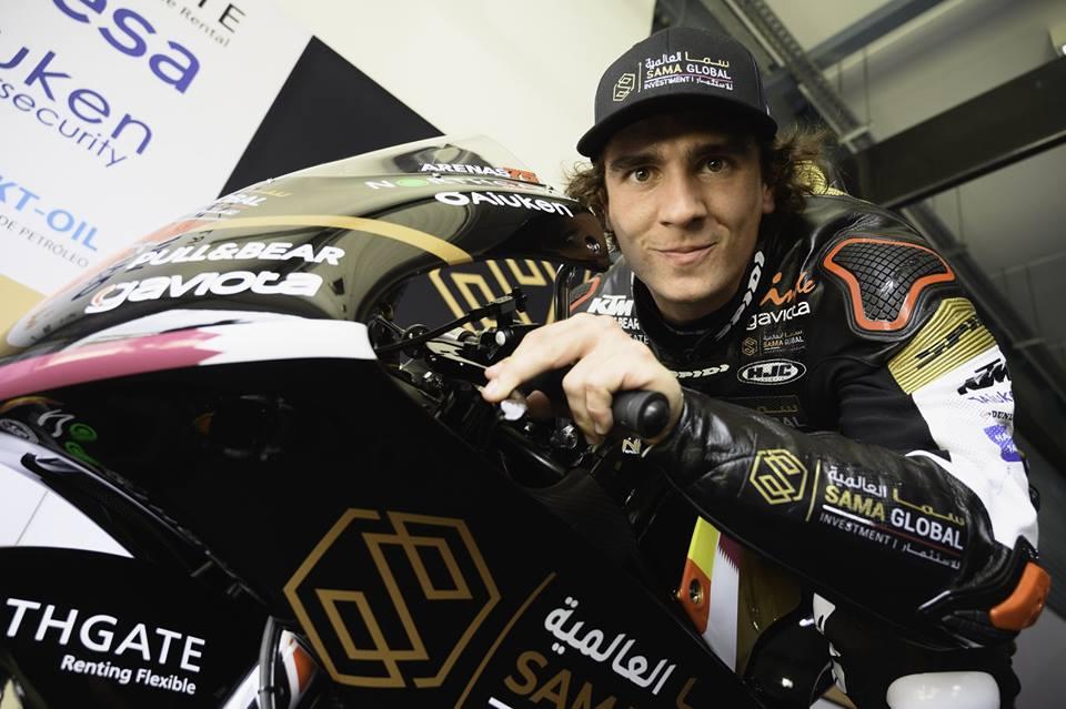 Moto3: Albert Arenas regressa em Jerez