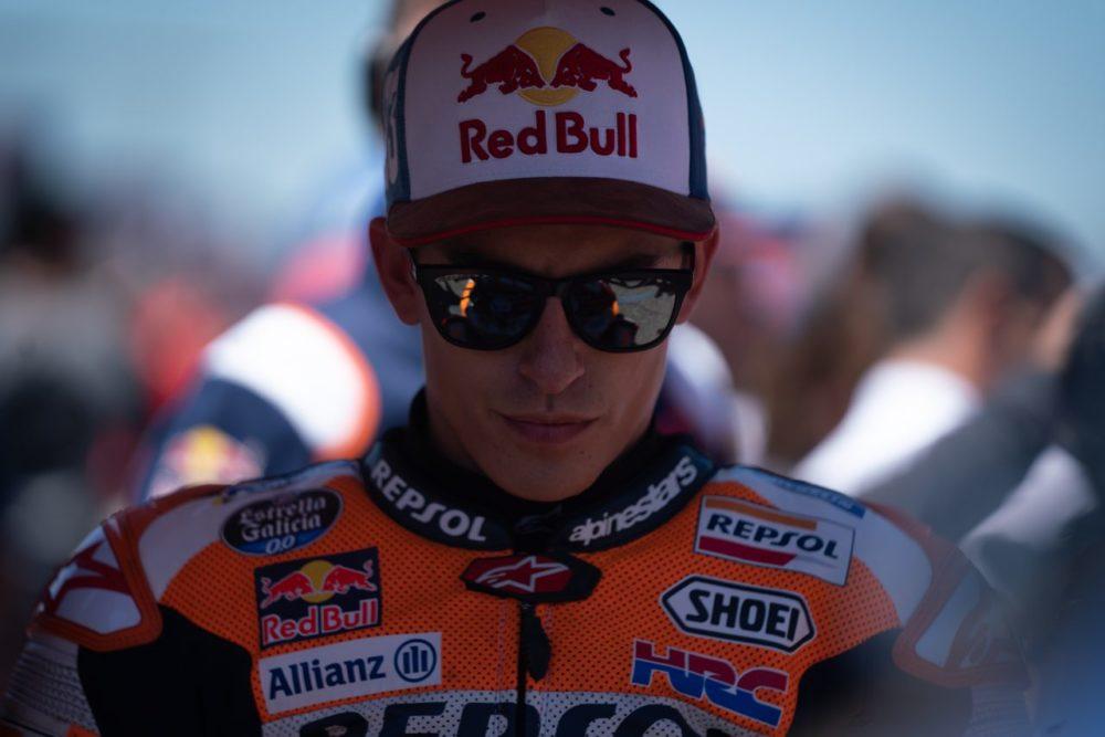 """MotoGP – Patrão da Ducati: """"Marc Márquez também está pressionado"""""""