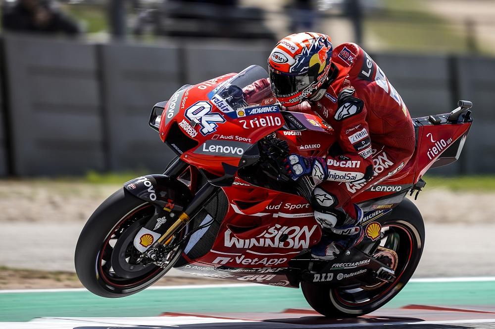 """MotoGP – Dovizioso: """"Se tivesse 9 títulos aos 40 anos, como Rossi, já não competia"""""""