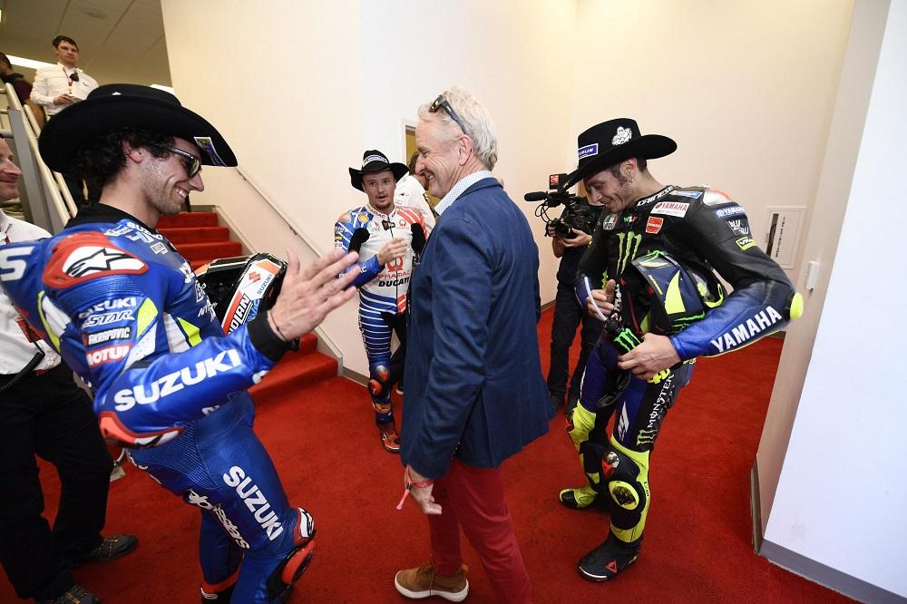 """MotoGP – Sylvain Guintoli: """"Álex Rins faz-me lembrar Kevin Schwantz"""""""