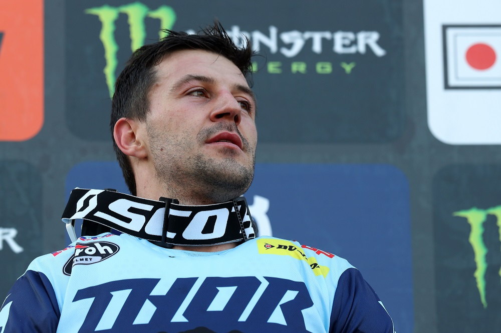MXGP: Clément Desalle recupera de operação
