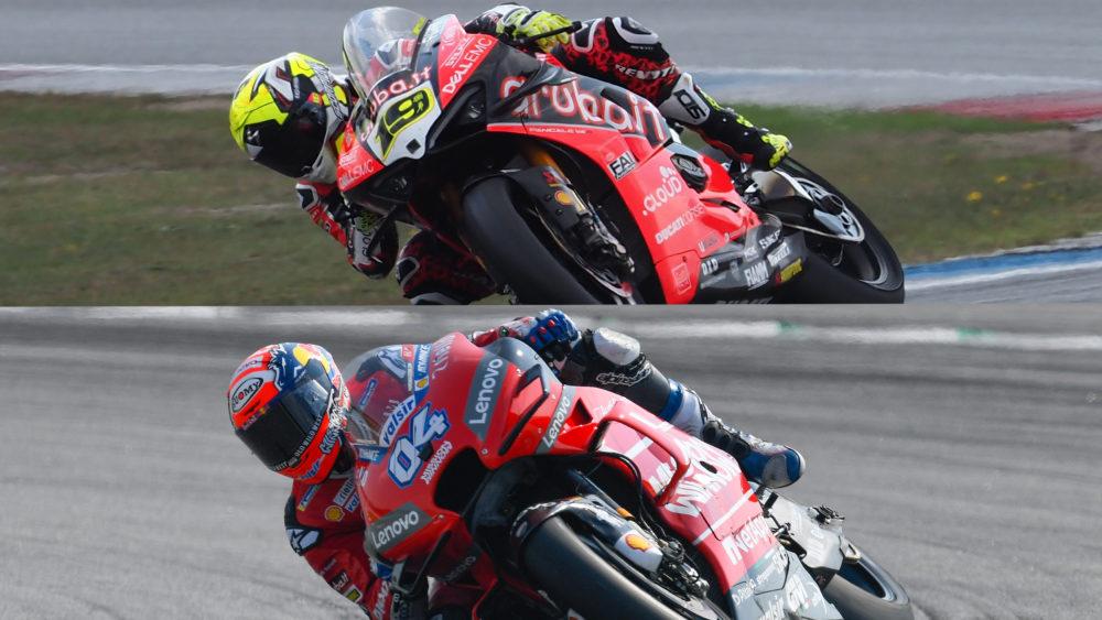 MotoGP/SBK: Ducati com Páscoa santa