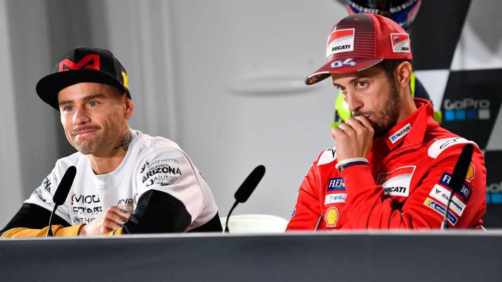 "SBK – Andrea Dovizioso: ""Álvaro Bautista nunca pensou que fosse tão forte"""