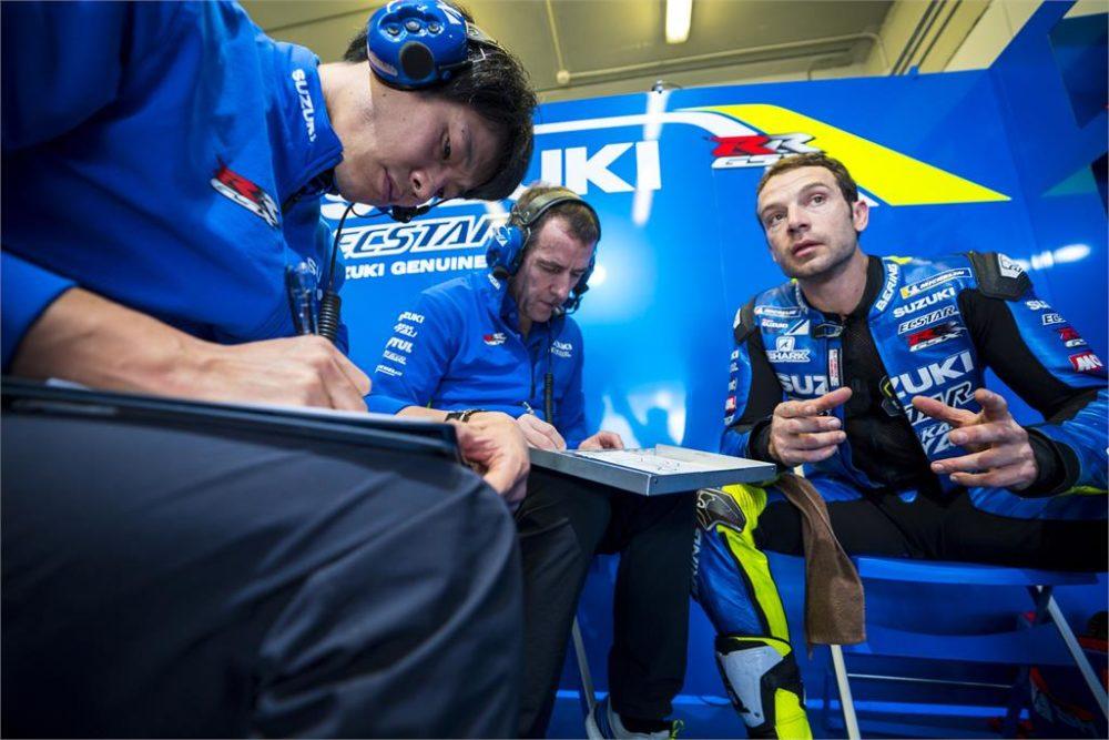 MotoGP: Sylvain Guintoli com wildcard em Barcelona