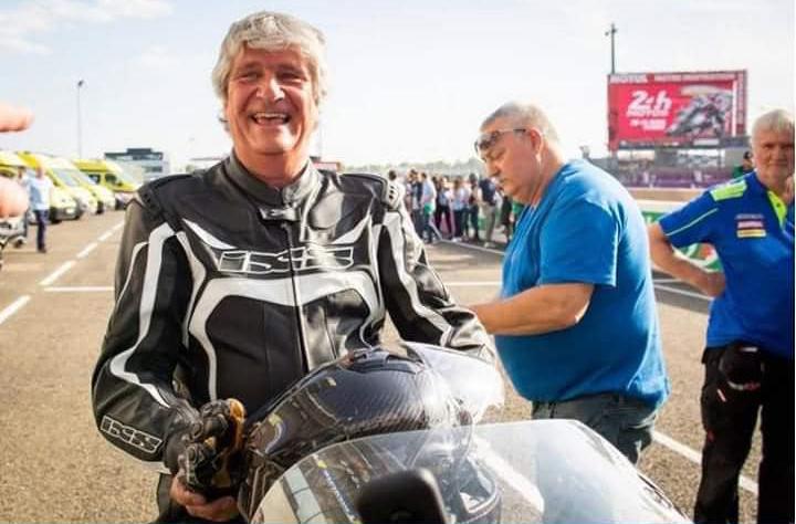 24 H de Le Mans: Jorge Viegas rodou na pista