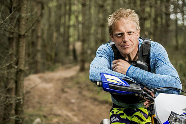 Anders Eriksson é embaixador do EnduroGP