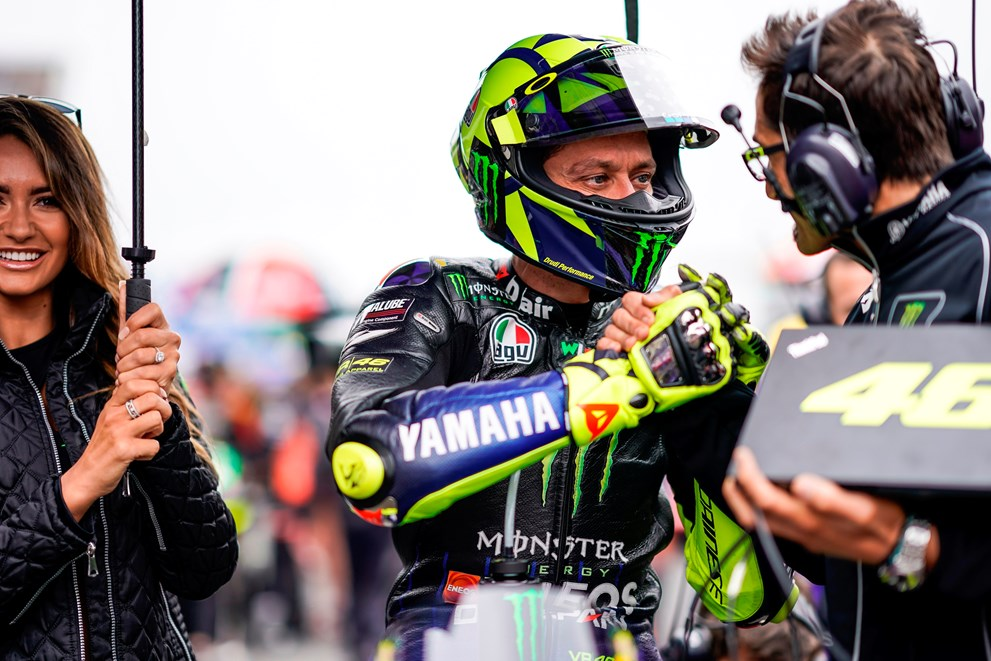 DTM tentou recrutar Valentino Rossi para Misano