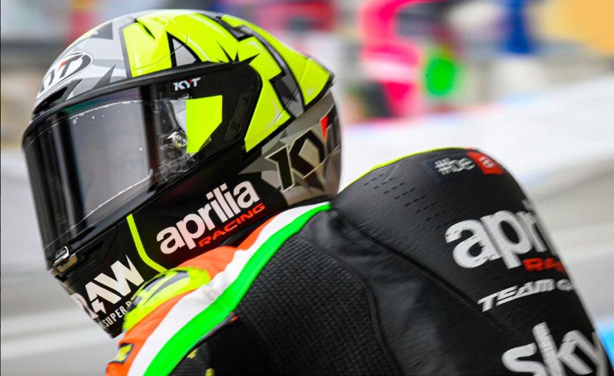 MotoGP: Aleix Espargaro submetido a exames médicos encorajadores