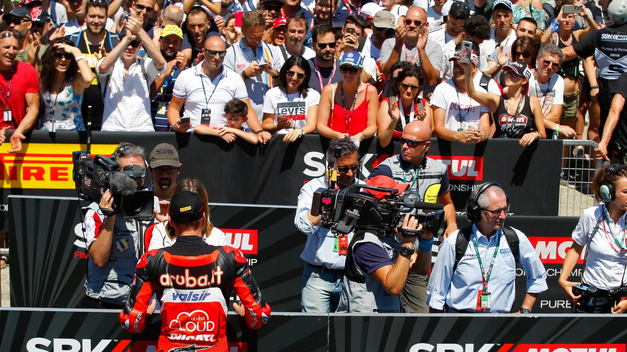 SBK Misano: Horários das corridas