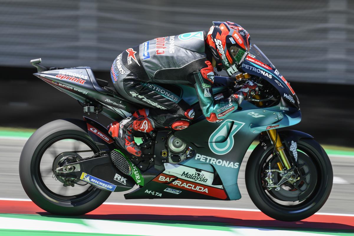MotoGP: Quartararo lidera testes