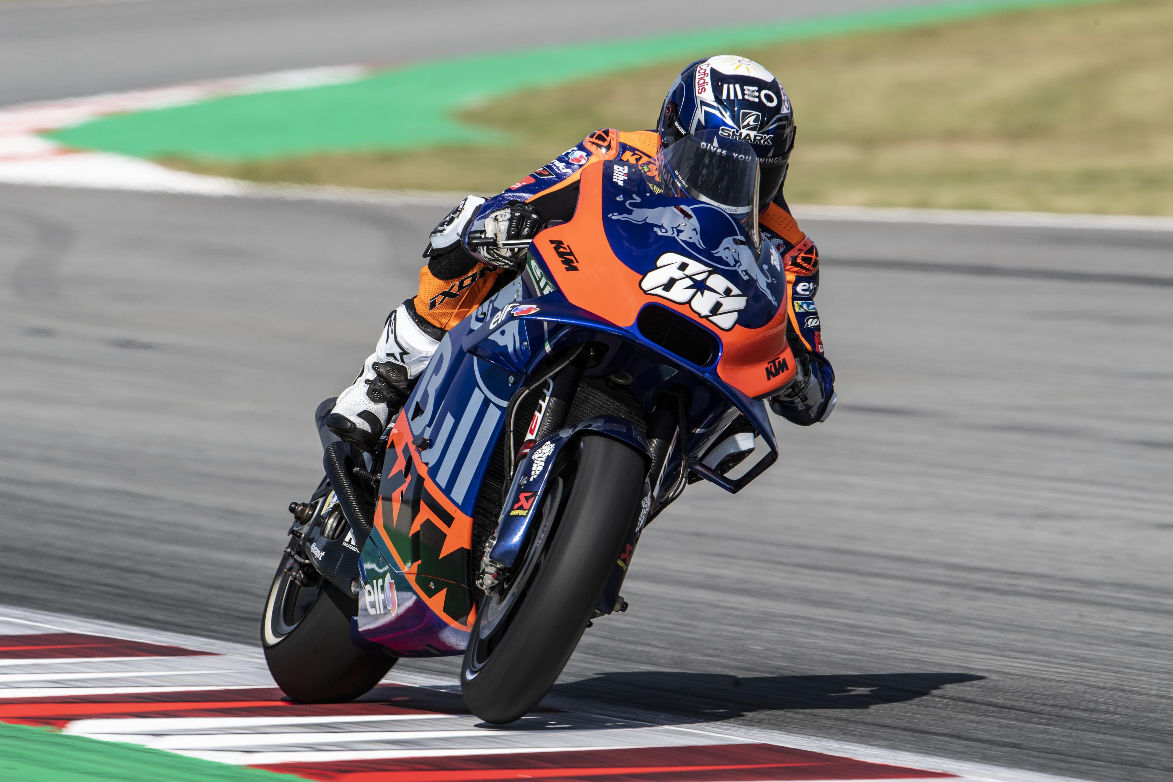 MotoGP: Tempos dos Treinos de Barcelona