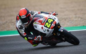 Moto3, Valencia: Suzuki lidera 4 que passam à Q2 thumbnail