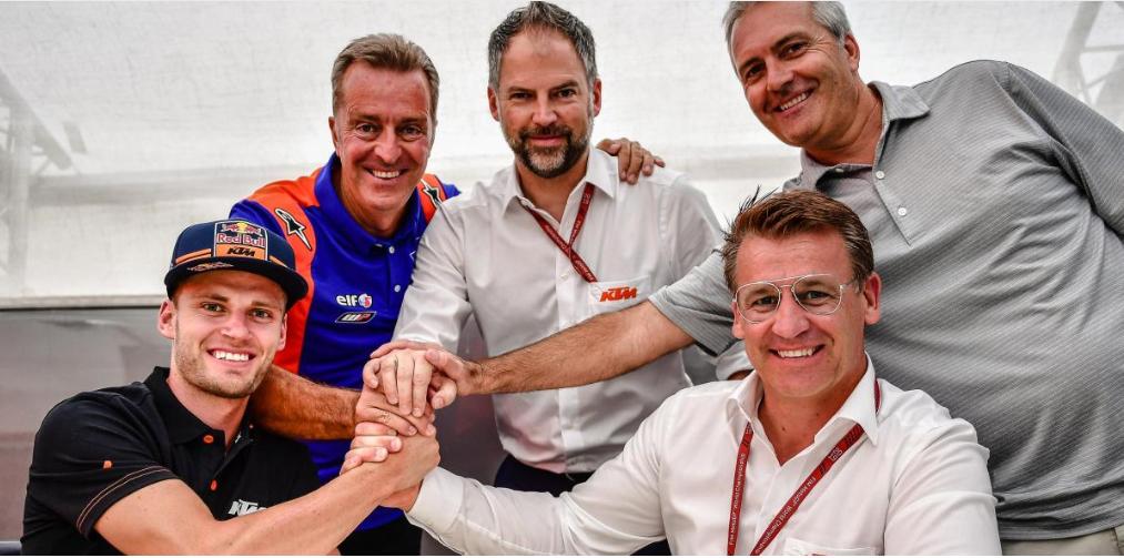 MotoGP: Binder confirmado na MotoGP em 2020