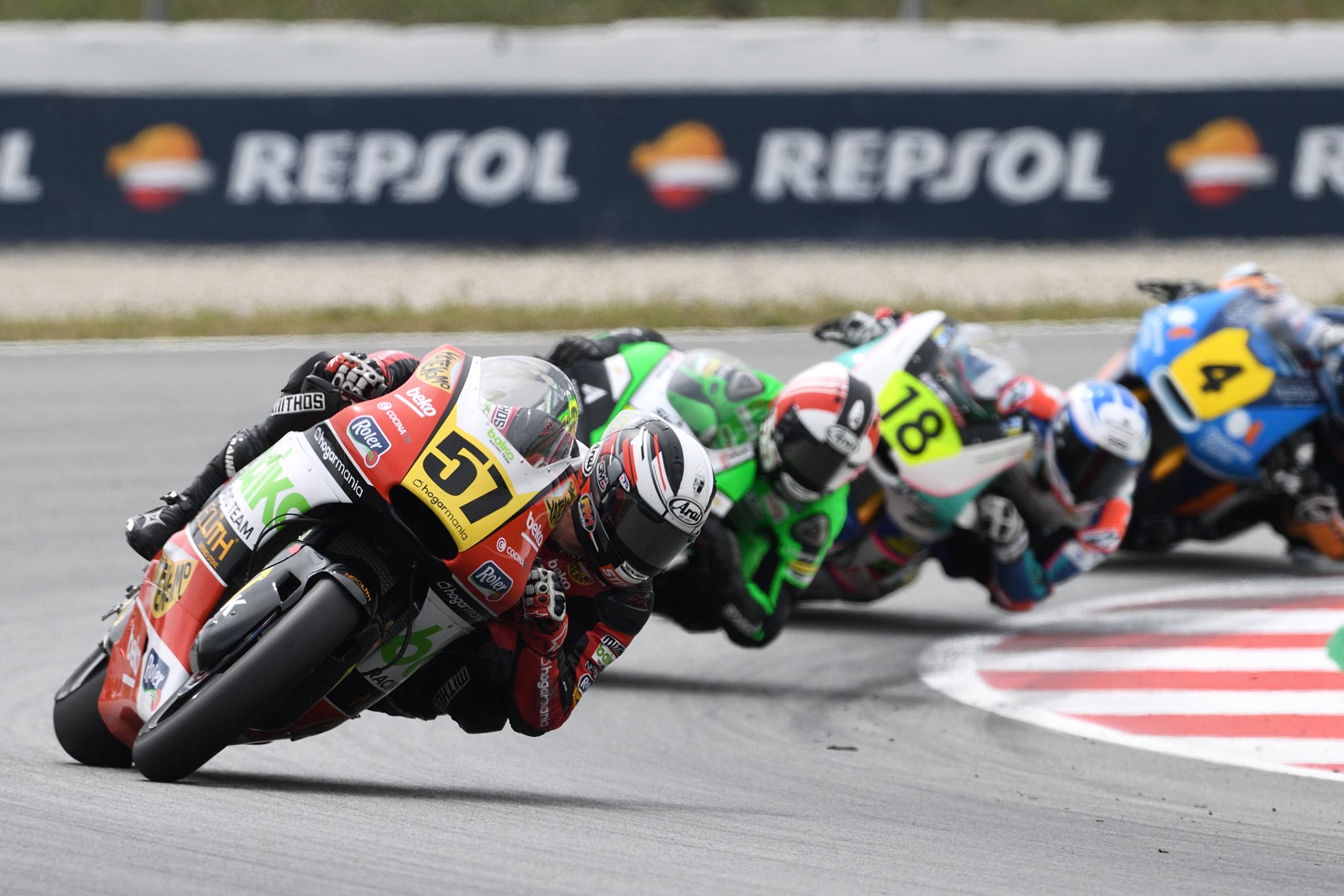 CEV Repsol : MotorLand Aragón dá as boas-vindas ao Campeonato Espanhol de Velocidade