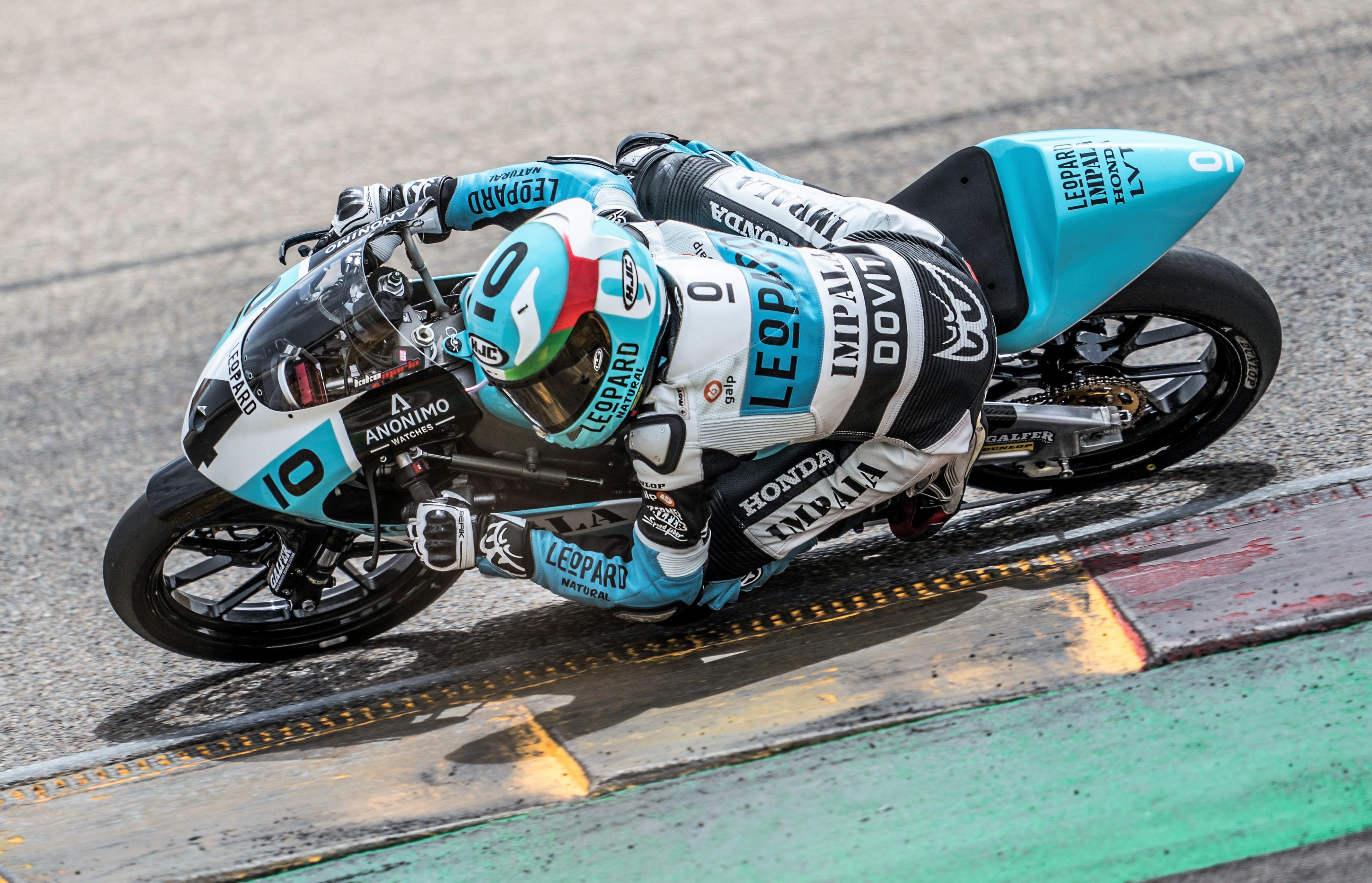 CEV,Repsol,Albacete,Pré-Moto3: Rueda vence, Kiko acaba 29º