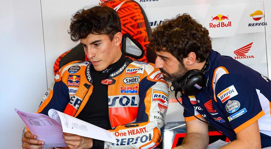 MotoGP: Marc Marquez fala de como ajudou a moldar a Honda
