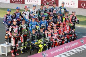 MotoGP: Grelha de 2020 até agora thumbnail