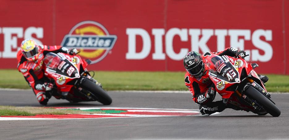 BSB: Patrocinador Be Wiser deixa a Ducati de Paul Bird