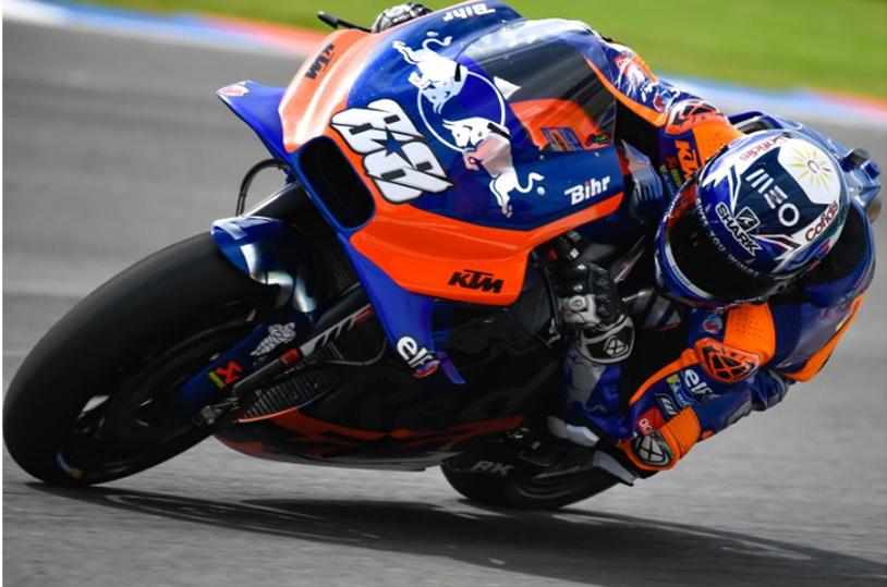 MotoGP: Márquez à frente, Oliveira melhora para 6º!
