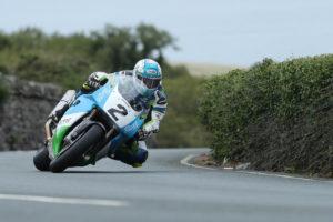 Ilha de Man: Frustrante início do TT Clássico com chuva a afetar a primeira qualificação thumbnail