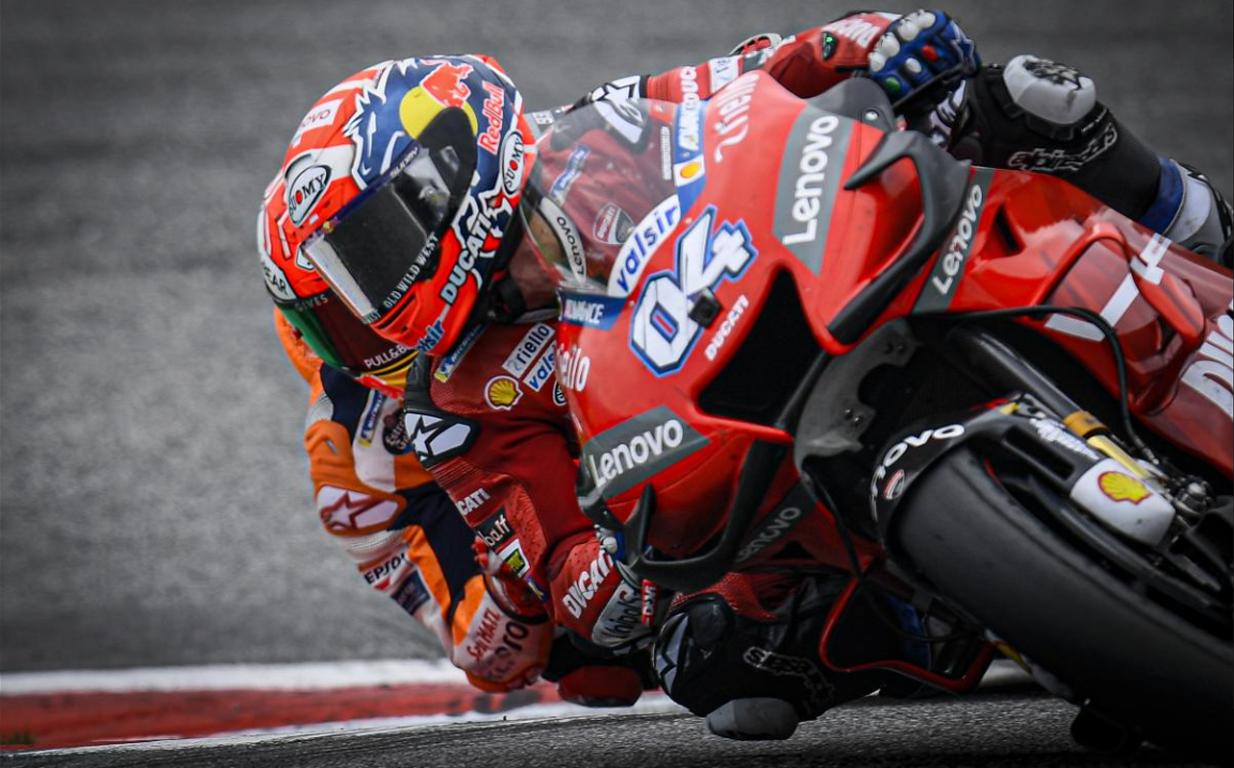 """MotoGP: """"Não é normal tentar coisas malucas"""" – Tardozzi a falar de Dovi"""