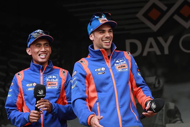 MotoGP: Hafizh Syahrin quer ficar na classe